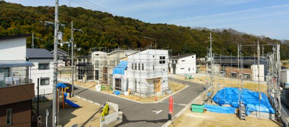 【アローラタウン長野中央2期】3工区