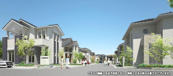 フリーダムタウン西明石藤江2「JR西明石駅」徒歩圏に新たな大型分譲