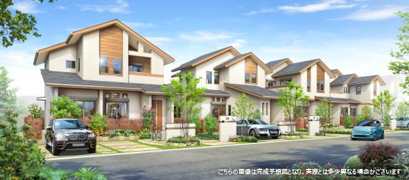 【サングレイス西大寺】〜「大和西大寺」駅徒歩圏に41邸の新しい街が誕生します〜