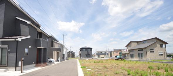 野崎の分譲 【COMFORTS西白井6】 〜笑顔が集う街〜