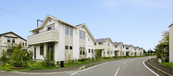 【新昭和の分譲住宅】ウィザースガーデン白井小町【全177区画の大型分譲地】