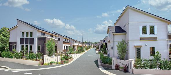 【収納豊富な分譲住宅】ウィザースガーデン千葉ニュータウン中央2 全46棟