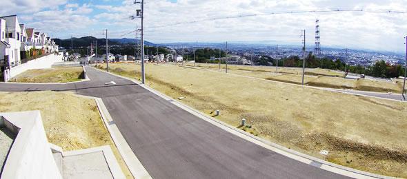 【THE GROUND 宝塚中山HILLS 全203区画】 阪急・JR 2Way利用可