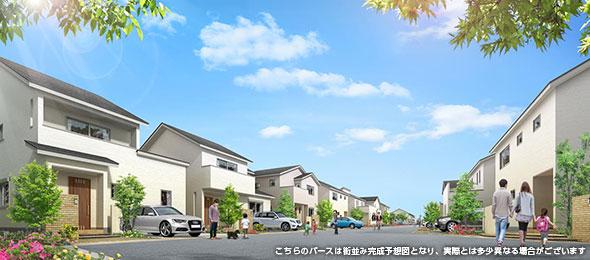 【GreenPark南草津】建売住宅見れます