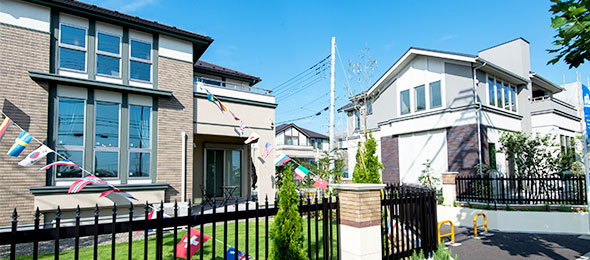 【制震装置搭載住宅〜地震に強い家〜】 エルカスおゆみ野