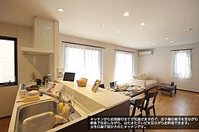 1号地 キッチン  平成28年4月撮影