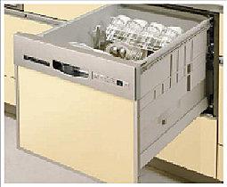 【プルオープン食器洗い乾燥機】