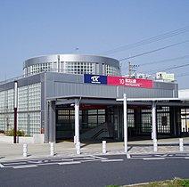 つくばエクスプレス線利用で東京駅へ24分。