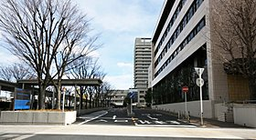 名古屋市大病院へ車で3分