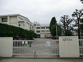 ●砧南中学校