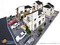新築一戸建て ブルーミングガーデン 江戸川区春江町3丁目-長期優良住宅-