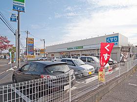 ドラッグエース広瀬東店 (約620M)