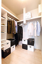 居室収納の確保