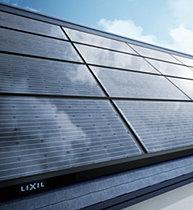 電力を創ることで、家計を大幅に助ける太陽光パネル搭載