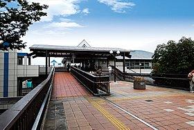 JR鎌取駅まで徒歩20分。遊歩道を通って安全に行けます。