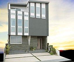 【諸戸の家】東区百人町 光に包まれる新三階建て邸宅 アナザース...