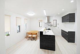 ◆伊賀町4期B号地◆ダイニング・キッチン
