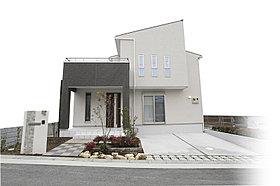 「エリシオ若葉II全45区画」モデルハウス