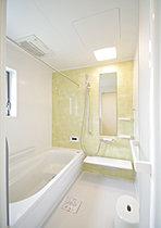 浴室1坪タイプ、浴室乾燥暖房機付