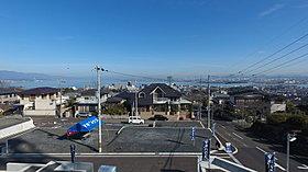 6号地スカイバルコニーからの眺望イメージ