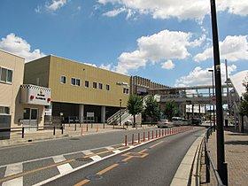 整備された狭山市駅&周辺。スーパー、公共施設充実です