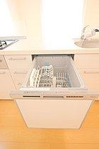 食洗機付き!忙しいママには嬉しい仕様です。