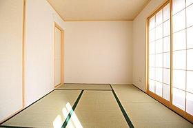 落ち着きのある和室を配置したプランもご用意いたしました!