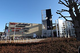 【ワカバウォーク】58の専門店と施設があるオープンモール