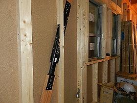 耐震及びTRCダンパー使用での制震工事