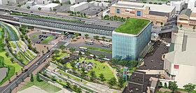 ■2020年開業目標、北大阪急行延伸計画「新箕面」駅