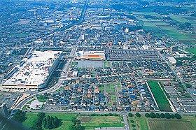 栃木県宇都宮 陽東桜が丘 全259区画 2003年誕生