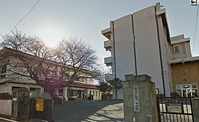水戸市立第一中学校まで1900m (徒歩24分・自転車8分)