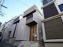 【即日内覧可能】西小山駅徒歩5分の利便性を持つ新築戸建