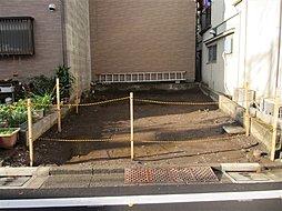 【建築条件なし】「参宮橋」駅歩4分の宅地
