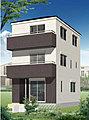 【サンテラス西小岩】 江戸川区が地元の「日建」が建てる家