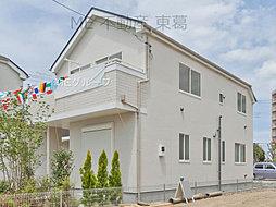 【南流山駅より徒歩13分】松戸市新松戸5丁目 1期6棟