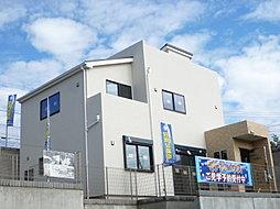 PATRIA市川 屋上付き設計住宅。ガレージ付き住宅も可。