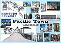 Pacific Town 【GAKUENMAE】