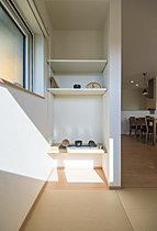 屋上におしゃれなカフェテラスがあるみたいです