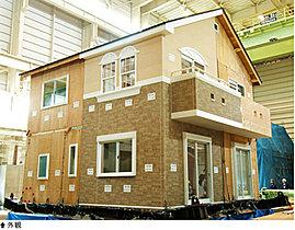 同施工の建物で耐震実験も行っております。