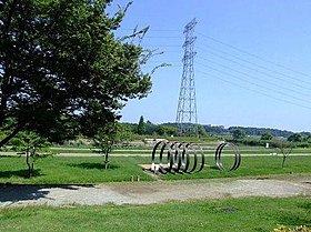 柏ふるさと公園940m 徒歩11分という立地。
