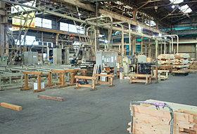 安定した質の高さと低コストを実現する自社プレカット工場
