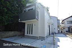 調布市布田6丁目 新築分譲住宅 全2棟