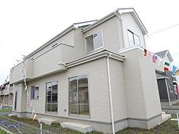 水戸市吉沢町3期 全4棟 土地60坪以上 小学校約400m 車...