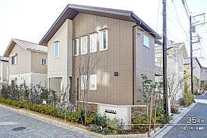 【ダイワハウス】セキュレアガーデンひばりが丘 (分譲住宅)