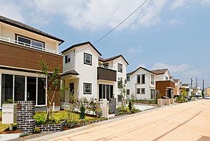 ポラスの分譲住宅 パレットコート北越谷 フロードヴィレッジ