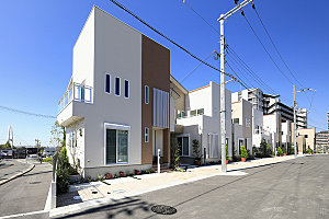 【フジ住宅】 プレミアムコンフォートのぞみ野II・全30区画の街