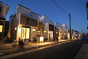 ポラスの分譲住宅 リファインステージ武里