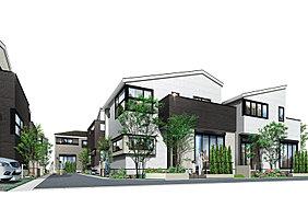 ポラスの分譲住宅 KOSHIGAYA 13 PJ