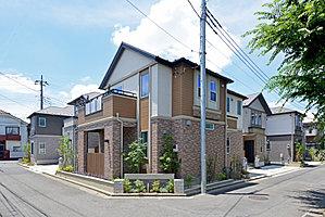 ポラスの分譲住宅 マインドスクェア大泉学園STAND×6(2×6工法)